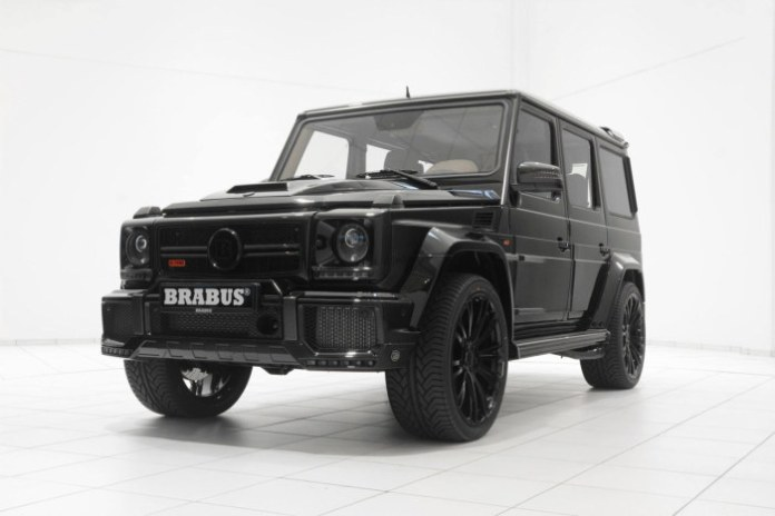 Mercedes-G63-All-Black-Brabus-001