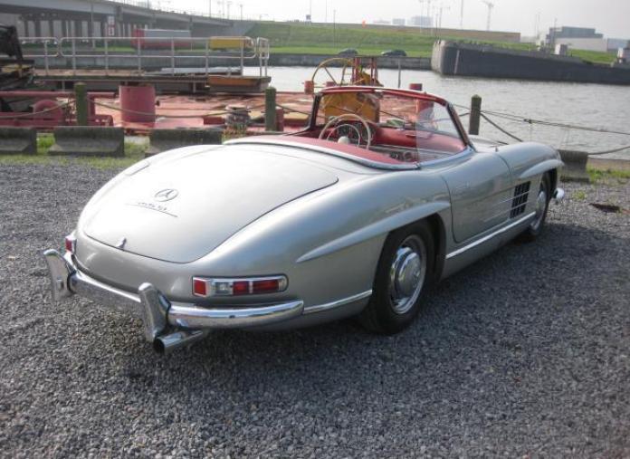 MercedesBenz_300SL_Roadster_for_sale_22