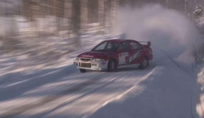 Mitsubishi EVO 6.5 WRC