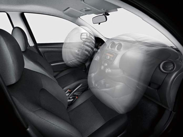 Nissan airbags