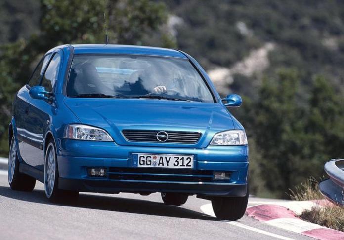 Opel OPC 15th anniversary 1
