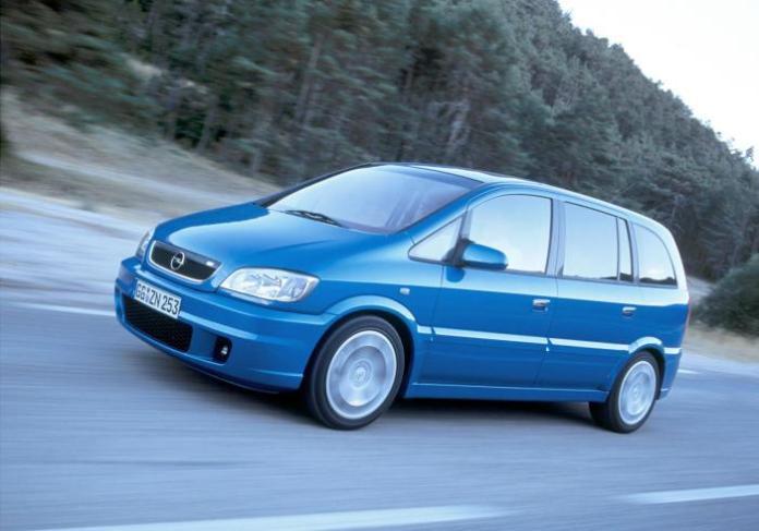 Opel OPC 15th anniversary 2