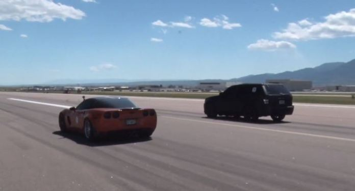SRT8 Vs SuperCars
