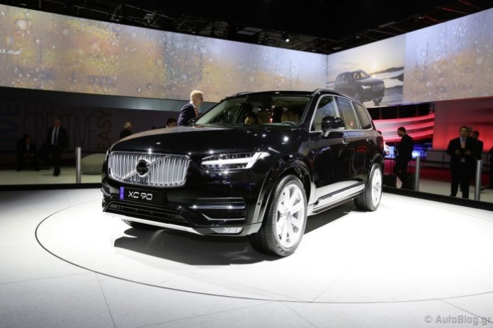 Volvo-XC90-paris 2014