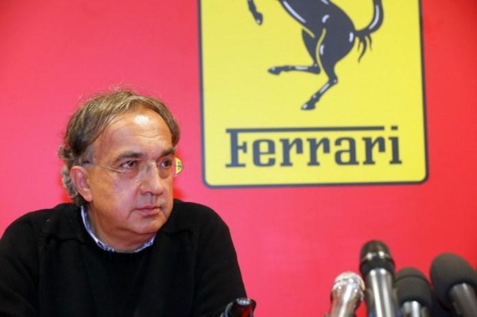 Montezemolo leaves Ferrari, Marchionne takes helm