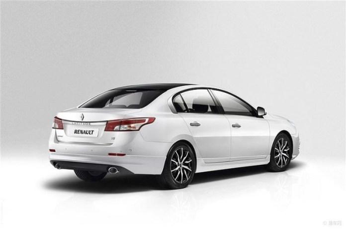 2014 Renault Latitude facelift (2)