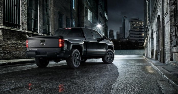 2015 Chevrolet Silverado Midnight Edition (2)