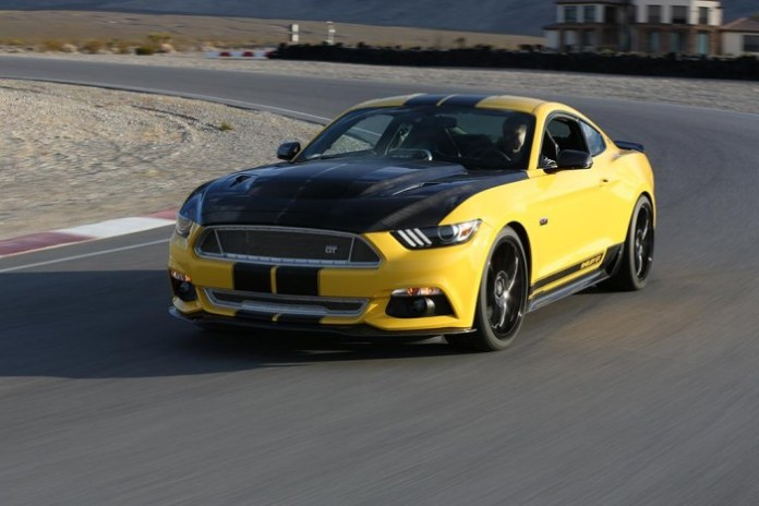2015 Shelby GT 5