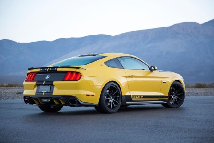 2015 Shelby GT 7