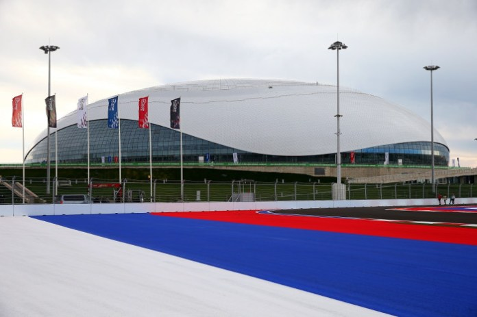 F1 Grand Prix of Russia - Previews