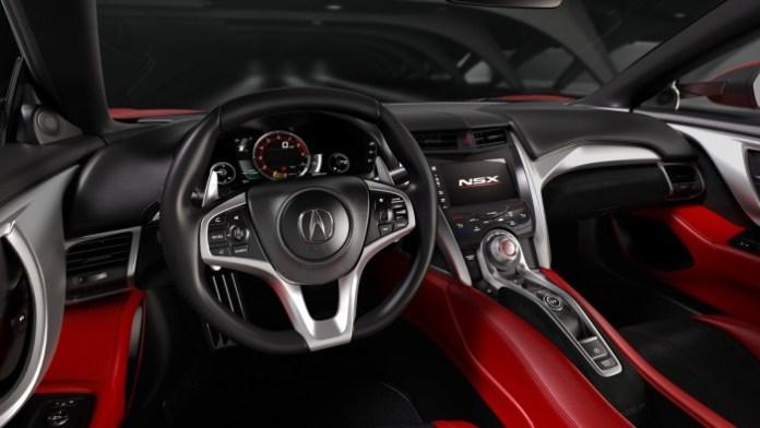 Acura NSX 2016 (9)