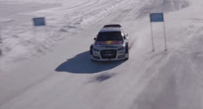 Audi S1 EKS RX
