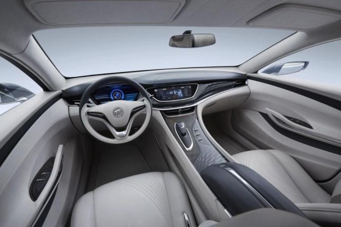 Buick Avenir concept 15