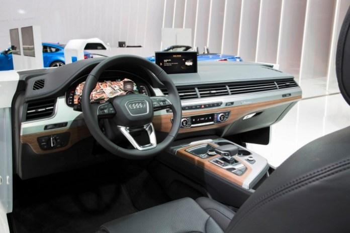Audi auf der CES 2015