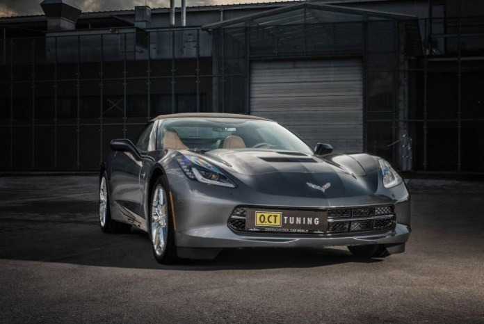 Chevrolet Corvette Stingray Convertible by O.CT Tuning (1)