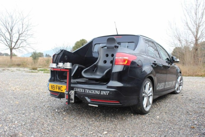 Ford Focus ST Turnier camera tracking unit (2)