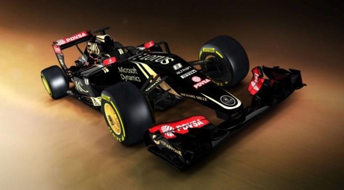 Lotus E23-1