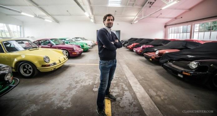 Manfred Hering Porsche Collector (1)