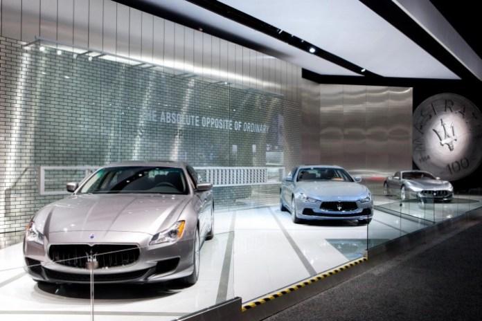 Maserati_2015 Detroit auto show