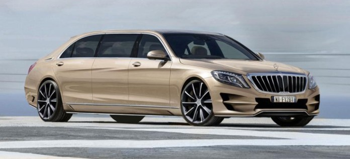 Mercedes-Benz S-Class XXL by ARES Atelier (4)