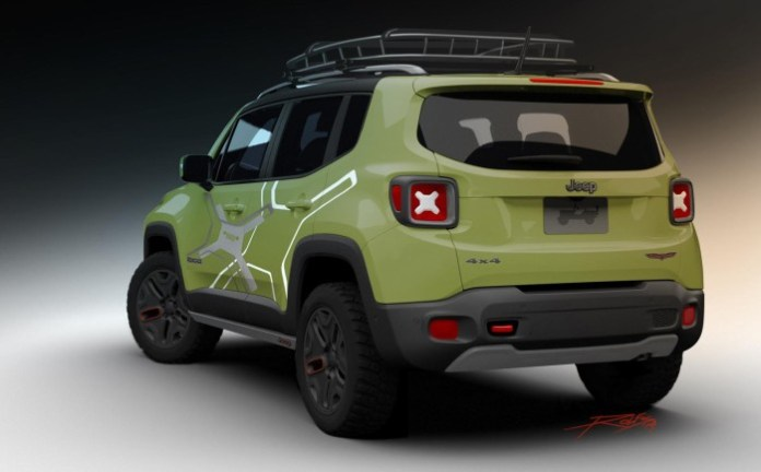 Off-road Mopar-equipped Jeep Renegade (2)