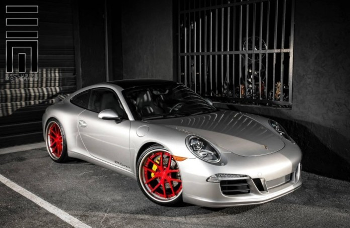 Porsche 911 Carrera by Exclusive Motoring (1)