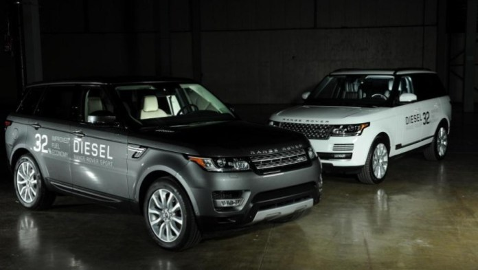 Range Rover HSE Td6 and Range Rover Sport HSE Td6 (1)
