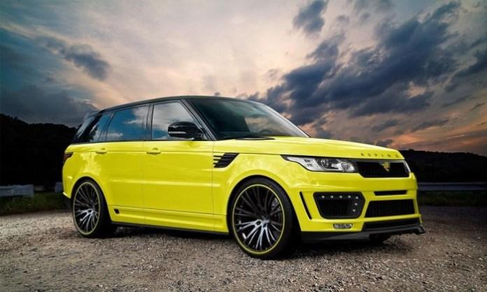 Range Rover Sport by Aspire Design (1)