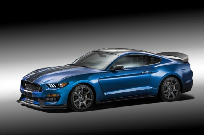 Shelby GT350R Mustang (1)