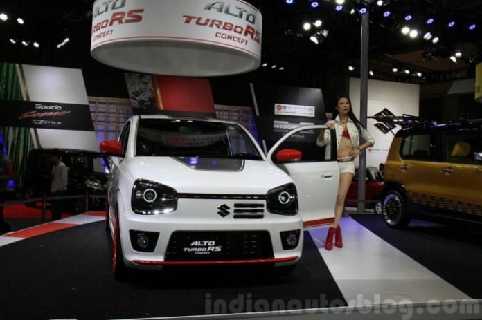 Suzuki Alto Turbo RS concept 1