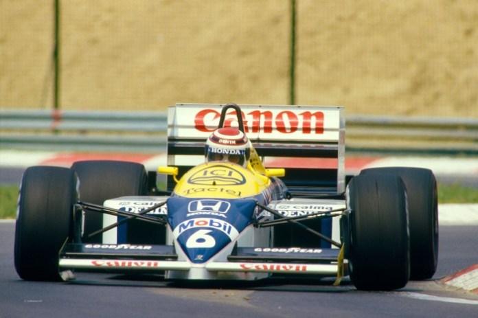 1986 Hungarian Grand Prix