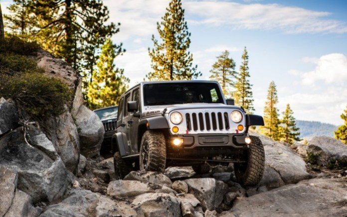 2013 Jeep Wrangler Rubicon 10th Anniversary 8
