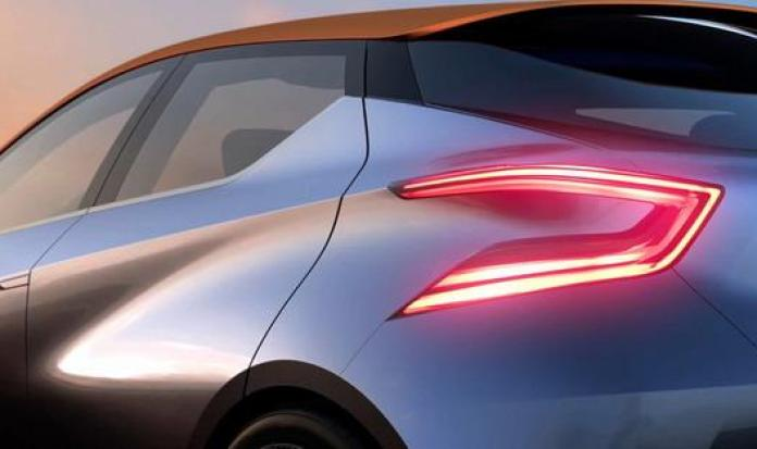 Nissan Sway teaser image