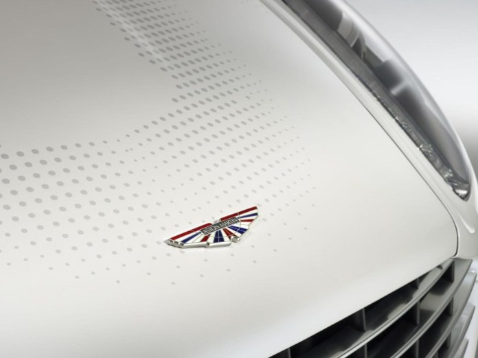 Aston Martin Rapide S for GREAT Britain international marketing campaign 3