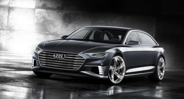 Audi Prologue Avant concept 1