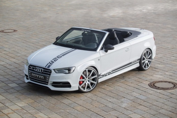 Audi S3 Cabriolet by MTM (1)