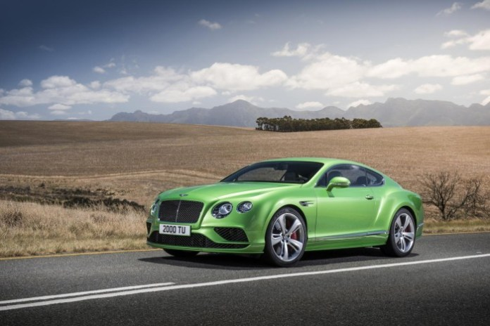 Bentley Continental GT 2016 (21)