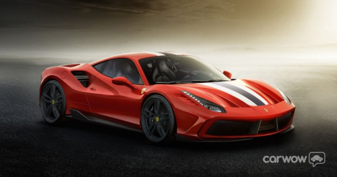 Ferrari Ferraro 488 GTO (1)
