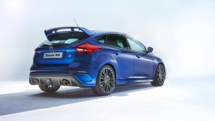 Ford Focus RS leak 3