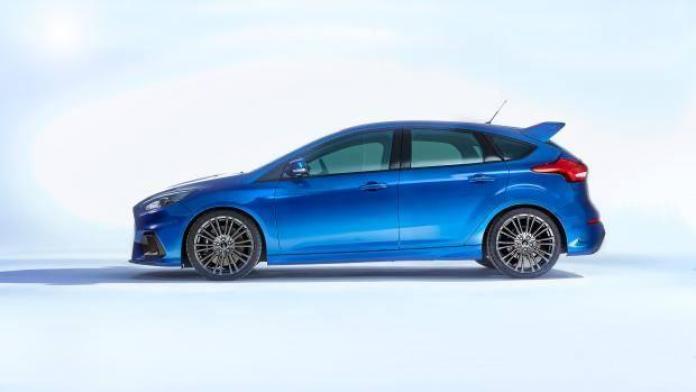 Ford Focus RS leak 4