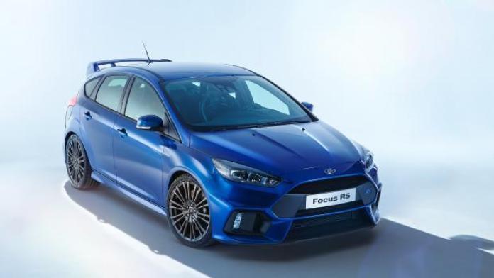 Ford Focus RS leak 6