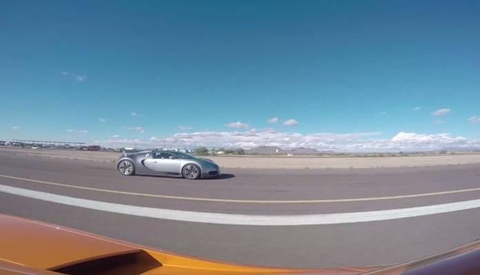 Gallardo Vs Veyron