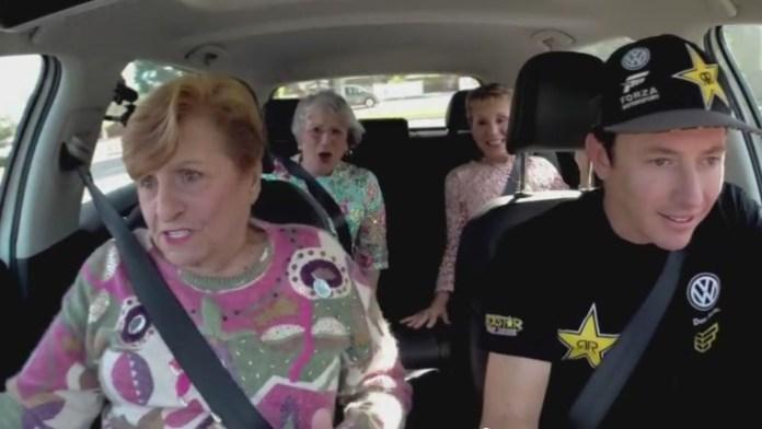 Grannies tdi