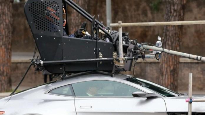 James Bond Stunt Driver Aston Martin DB10 (2)