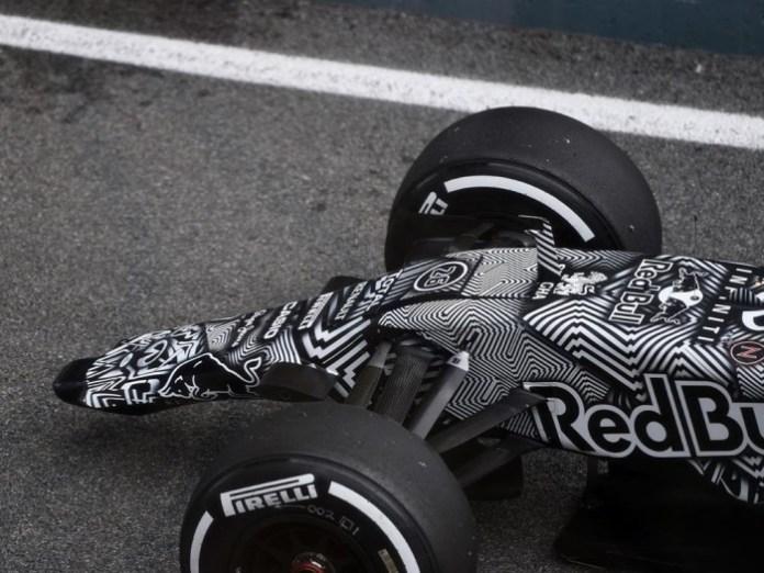 Kvyat - Red Bull - Jerez