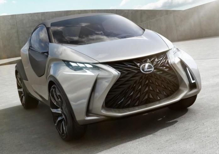 Lexus LF-SA concept 1