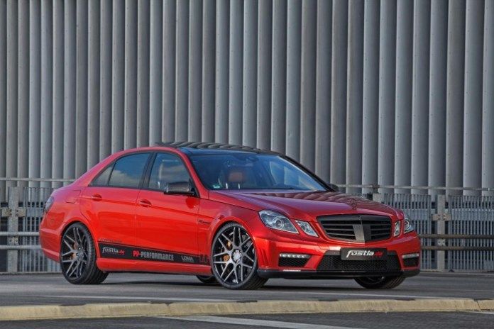 Mercedes-Benz E63 AMG by PP-Performance (1)