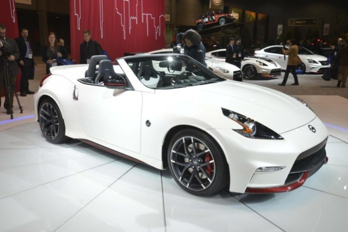 Nissan 370Z NISMO Roadster Concept (10)