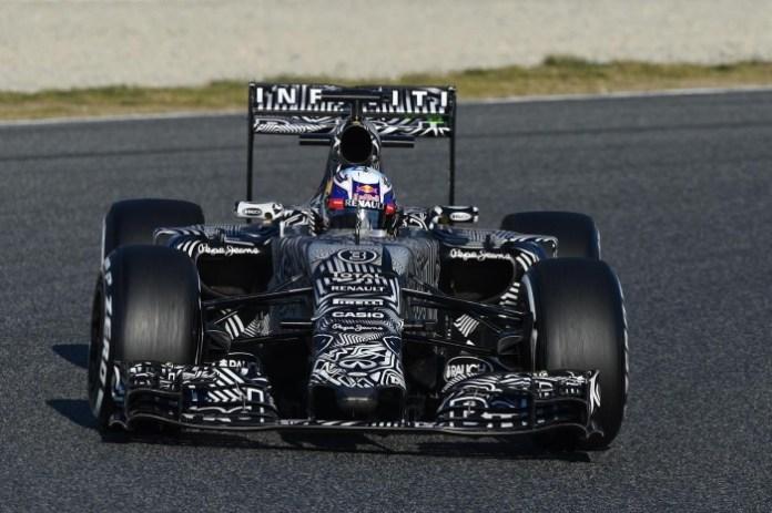 Red Bull - Testing