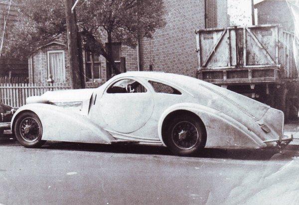 Rolls-Royce Phantom I Jonckheere Coupe (1928)